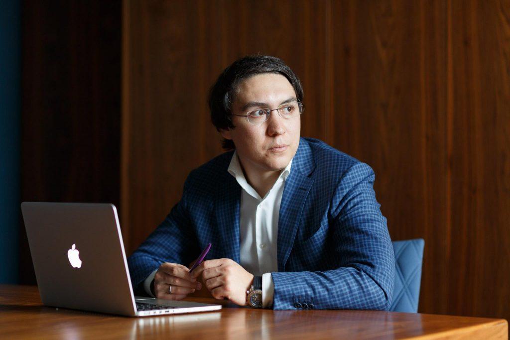CEO Wisher Enterprise Aleksejs Abasovs (Oleksii Abasov)